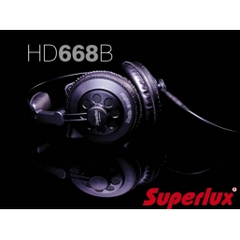 Tai Nghe Superlux HD668B