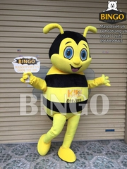 Mascot con ong Kid Bee Zone