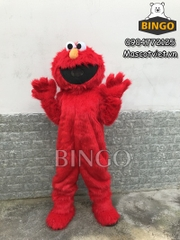 Mascot Elmo Bird Seseam