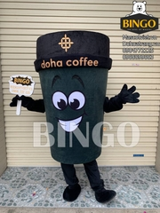 Mascot ly cafe Doha