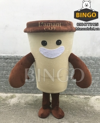 Mascot Ly Cafe Lamant