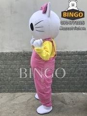 Mascot Mèo Kitty