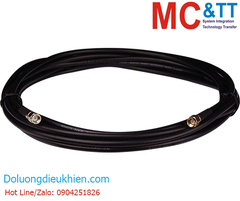 3S007 CR: Antenna Extension Cable, RG58A/U, SMA Male to SMA Female, 5M