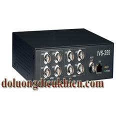 Real-time MPEG4 Industrial Video Server ICP DAS IVS-255