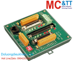 DN-8237DB CR: Photo-isolated Terminal Board for 2-axis Stepper/Servo Motion Controller