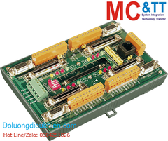 DN-8468DB CR: Photo-isolated Terminal Board for 4-axis Stepper/Servo Motion Controllers