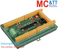 DN-8468GB CR: Photo-isolated Terminal Board for 4-axis Stepper/Servo Motion Controllers