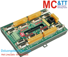 DN-8468MB CR: Photo-isolated Terminal Board for 4-axis Stepper/Servo Motion Controllers