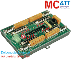 DN-8468PB CR: Photo-isolated Terminal Board for 4-axis Stepper/Servo Motion Controllers