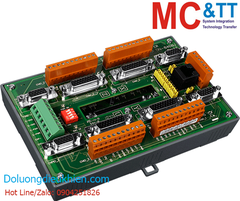 DN-8468UB CR: Photo-isolated Terminal Board for 4-axis Stepper/Servo Motion Controllers