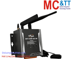 GRP-540M-4GC-WF CR: Modem LTE (4G) + GPS + Ethernet + Wi-Fi+ RS-232/48 + CAN Gateway