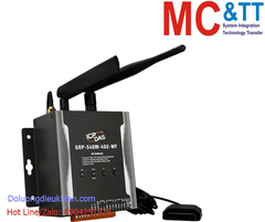 GRP-540M-4GE-WF CR: Modem LTE (4G) + GPS + Ethernet + Wi-Fi+ RS-232/48 + CAN Gateway