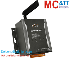 GRP-541M-4GC CR: Modem LTE (4G) Dual Sim + GPS + Ethernet + RS-232/48 + CAN Gateway