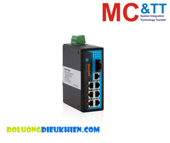 IES308-1F(M): Switch Công Nghiệp 7 Cổng Ethernet + 1 Cổng Quang Multi-mode 3Onedata
