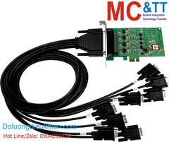 PCIe-S118/D2 CR: Card PCI Express 8 cổng RS-232