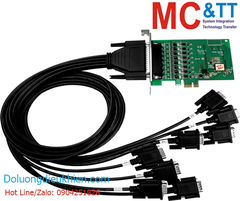 PCIe-S148/D2 CR: Card PCI Express 8 cổng RS-422/485