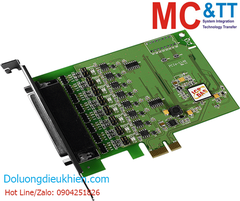PCIe-S148 CR: Card PCI Express 8 cổng RS-422/485