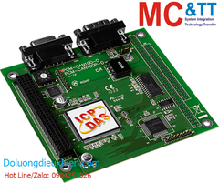 PCM-CAN100-D CR: Module PCI-104 1 cổng CAN