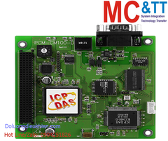 PCM-CM100-D CR: Module PCI-104 1 cổng CAN