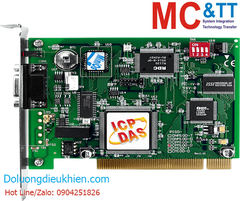 PISO-CPM100-D CR: Card PCI 1 cổng CANopen Master