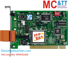 PISO-CPM100-T CR: Card PCI 1 cổng CANopen Master