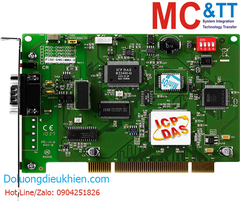 PISO-DNS100U-D CR: Card PCI 1 cổng DeviceNet Multi-Slave