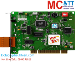 PISO-DNS100U-T CR: Card PCI 1 cổng DeviceNet Multi-Slave