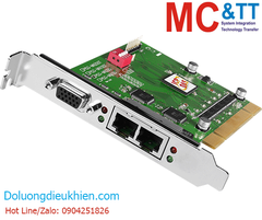 PISO-MN200 CR: PCI Bus, Dual-line Motionnet Master Card(For Distributed Motion & I/O Control)