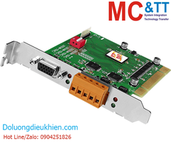 PISO-MN200T CR: PCI Bus, Dual-line Motionnet Master Card(For Distributed Motion & I/O Control)