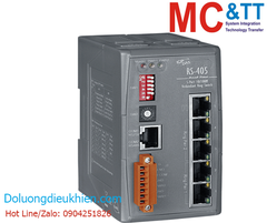RS-405A CR: Switch công nghiệp 5 cổng Ethernet (Real-time Redundant Ring)