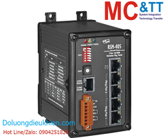 RSM-405A CR: Switch công nghiệp 5 cổng Ethernet (Real-time Redundant Ring)