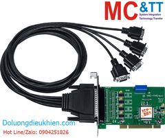 VXC-114U/D2 CR: Card PCI 4 cổng RS-232