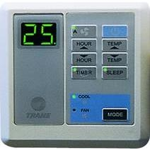Digital Wiring Thermostat
