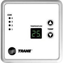 Digital Thermostat 1-2-4 Stage