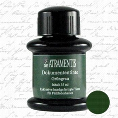 De Atramentis Document - Green Gray