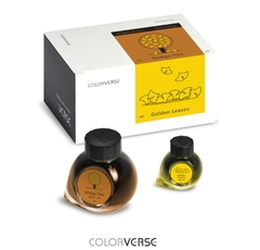 Ginkgo Tree & Golden Leaves/59 60 - Colorverse