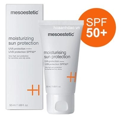 Kem chống nắng Mesoestetic Moisturizing Sun Protetcion SPD50+