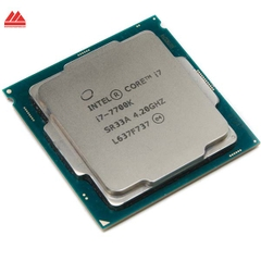 CPU Intel Core i7-7700K 4.2 GHz/ 8MB/ HD 600 Series Graphics/ Socket 1151 (Kabylake)