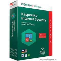Phần mềm Kaspersky Internet Security 2017