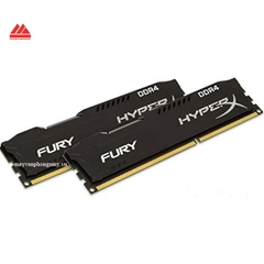 Kingston 8GB 2400 Mhz DDR4 CL14 DIMM Fury HyperX Black ( tản nhiệt ) (RAKT0034)