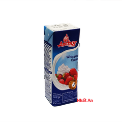 Whipping cream Anchor 250ml | Kem sữa Anchor