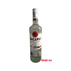 Rượu Rum Bacardi Light 750ml
