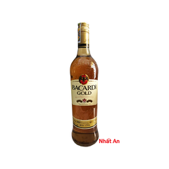 Rượu Bacardi Gold 750ml.