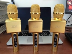 Mic Kraoke Bluetooth X6