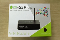 Android box Tivi Kiwi S3 Plus