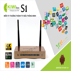 Android Box Tivi Kiwi S1