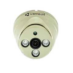 CAMERA IP DOME VANTECH 1.3 MEGAPIXEL VP-183B