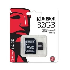 Thẻ nhớ Kingston Micro SDHC 32GB class 10, UHS-I, 45MB/s