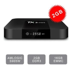 Tanix TX3 MINI A, Ram 2GB, ROm16G - ATV 2021 - Bluetooth