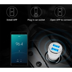 Sạc Ô Tô ROIDMI Car Bluetooth Charger Adapter